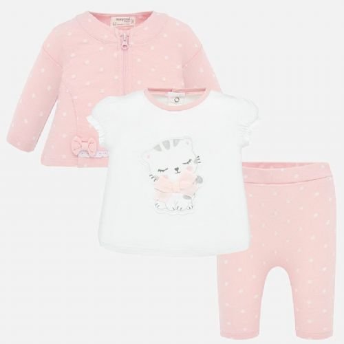 Girls Wild Rose Tracksuit
